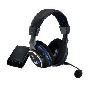 Headset sem fio Turtle Beach PX4 - PS3/ PS4/ Xbox 360