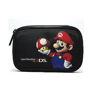 Case Protetora para Nintendo 3DS (Super Mario)