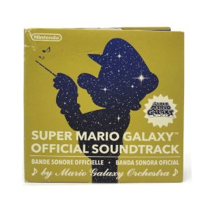 Trilha Sonora Super Mario Galaxy - Official Soundtrack