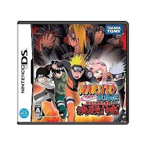 Jogo Naruto: Saikyou Ninja Daikesshu 5 - DS