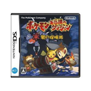 Jogo Pokemon Mystery Dungeon: Explorers of Darkness - DS