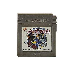 Jogo Parodius - GBA - Game Boy Advance [Japonês]