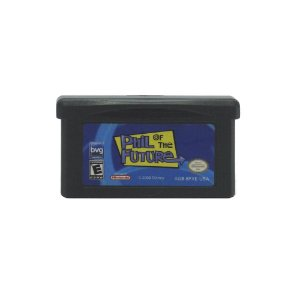 Jogo Phil Of The Future - GBA - Game Boy Advance