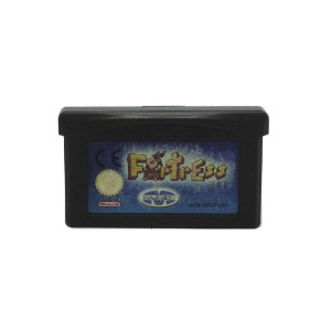 Jogo Fortress - GBA - Game Boy Advance [Europeu]
