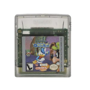 Jogo Donald Duck Goin' Quackers - GBC - Game Boy Color