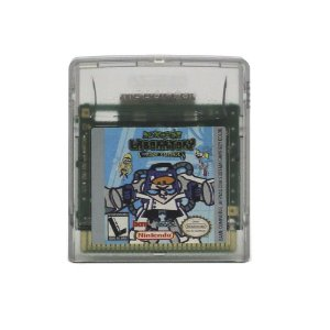 Jogo Dexter's Laboratory: Robot Rampage - GBC - Game Boy Color