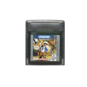 Jogo Hype: The Time Quest - GBC - Game Boy Color