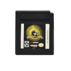Jogo Mortal Kombat 4 - GBC - Game Boy Color
