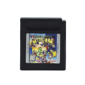 Jogo Game & Watch Gallery 2 - GBC - Game Boy Color