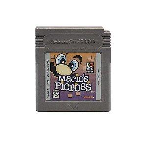 Jogo Mario's Picross - GBC