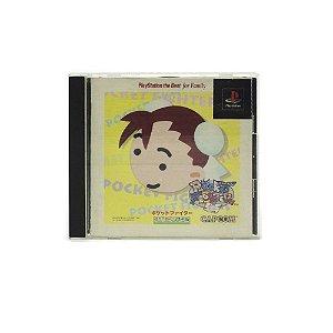 Jogo Pocket Fighter - PS1 [Japonês]