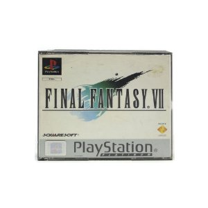 Jogo Final Fantasy VII (Platinum) - PS1