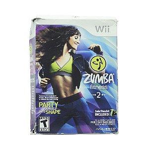 Jogo Zumba Fitness 2 + Zumba Fitness Belt - Wii