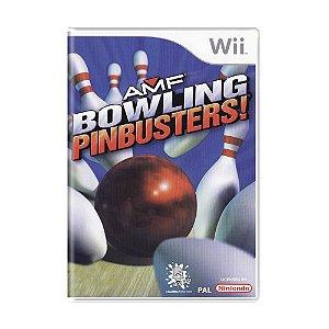 Jogo AMF Bowling: World Lanes - Wii