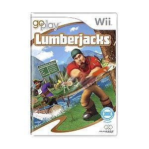 Jogo Lumberjacks - Wii