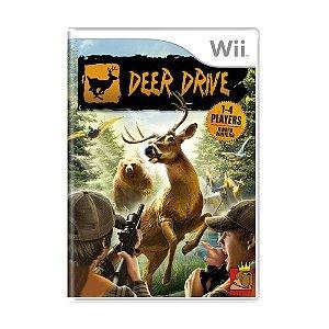 Jogo Deer Drive - Wii