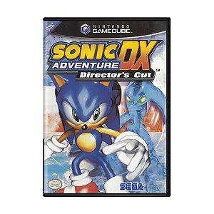 Jogo Sonic Adventure DX (Director's Cut) - GameCube