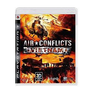 Jogo Air Conflicts: Vietnam - PS3