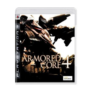 Jogo Armored 4 Core - PS3