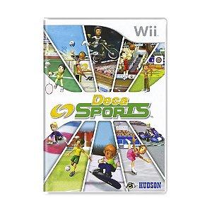 Jogo Deca Sports - Wii