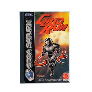 Jogo Grid Runner - Sega Saturn