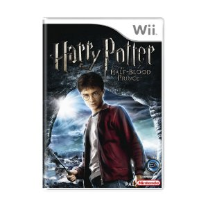 Jogo Harry Potter: And the Half-Blood Prince - Wii
