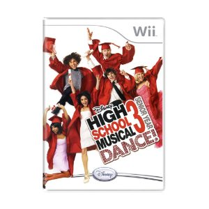 Jogo High School Musical 3: Dance Senior Year - Wii