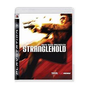Jogo John Presents: Stranglehold - PS3