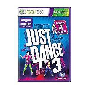 Jogo Just Dance 3 - Xbox 360