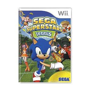 Jogo Sega Superstars: Tennis - Wii