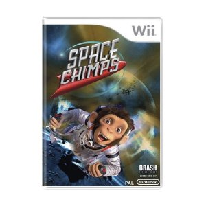 Jogo Space Chimps - Wii