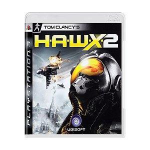 Jogo Tom Clancy's: Hawx 2 - PS3 [Sem capa]
