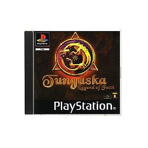 Jogo Tunguska - PS1 (Europeu)