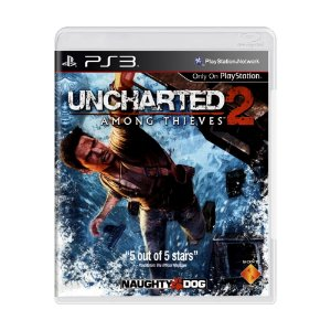 Jogo Uncharted 2: Among Thieves 2 - PS3