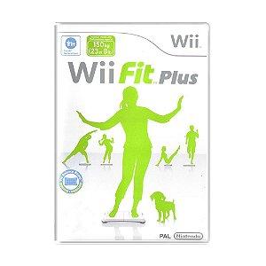 Jogo Wii Fit Plus - Wii
