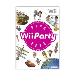 Jogo Wii Party - Wii