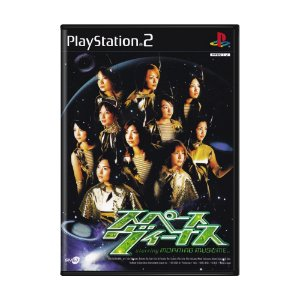 Jogo Space Venus Starring Morning Musume - PS2 (Japonês)