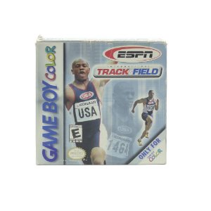 Jogo ESPN International Track & Field - GBC - Game Boy Color
