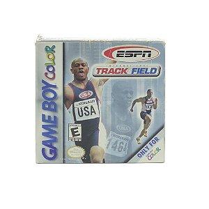 Jogo ESPN International Track & Field - GBC - Game Boy Color