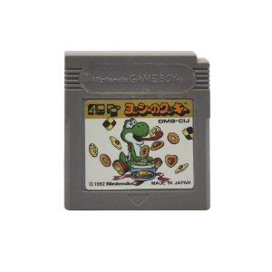 Jogo Yoshi's Cookie  - GBC - Game Boy Color [Japonês]