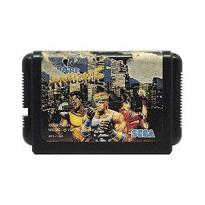 Jogo Bare Knuckle - Mega Drive