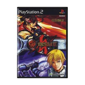 Jogo Guilty Gear X2 - PS2