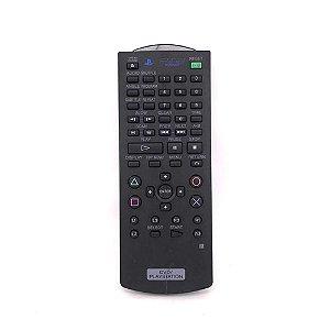 Controle Remoto Sony Preto - Playstation 2