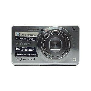 Câmera Sony Cyber-Shot DSC-W690 Prata