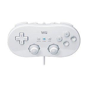 Controle Clássico Wii com fio Paralelo - Wii