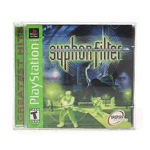 Jogo Syphon Filter - PS1