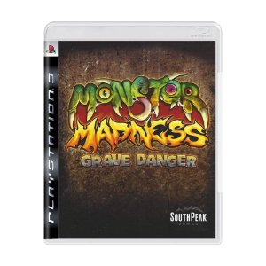Jogo Monster Madness: Grave Danger - PS3