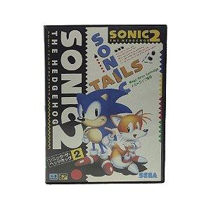 Jogo Sonic the Hedgehog 2 (Japonês) - Mega Drive