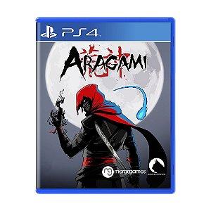 Jogo Aragami - PS4
