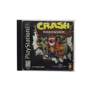 Jogo Crash Bandicoot - PS1